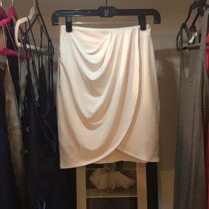 NWT Sabo Skirt white skirt sz small